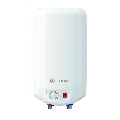 Eldom boiler 15 liter over-sink-model 2 Kw. pressurized.