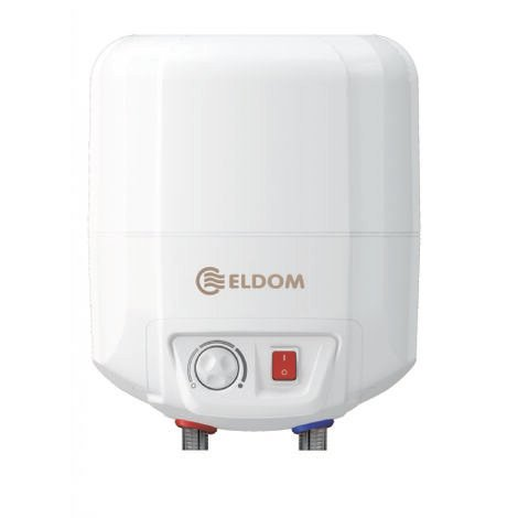 Eldom boiler 7 Liter over-sink-model 1,5 Kw. pressurised.