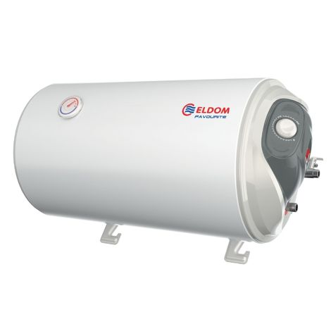 Eldom Favourite WH05039R horizontal boiler 50 Liters RIGHT