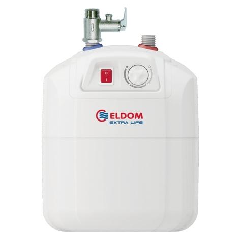 Eldom Warmwasserspeicher/Boiler 5L Untertisch druckfest