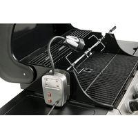 Electric BBQ Light and Universal Rotisserie Kit - 240 volt BBQ Rotisserie