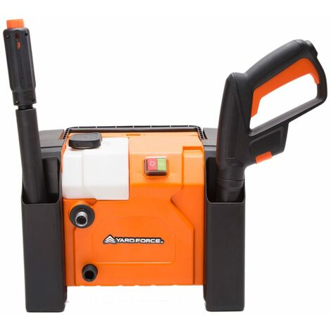 Electric Compact 135Bar Max 1800W High-Pressure Washer with Accessories Cleaner for Home and Garden