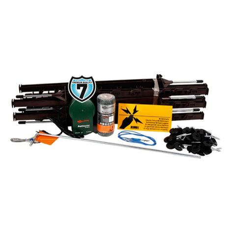 Electric fence kit for garden and pond M10 230W Gallagher