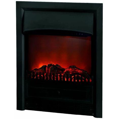 Electric Fireplace Insert Lagos cm 50x60,5x18,5 XARALYN Lagos