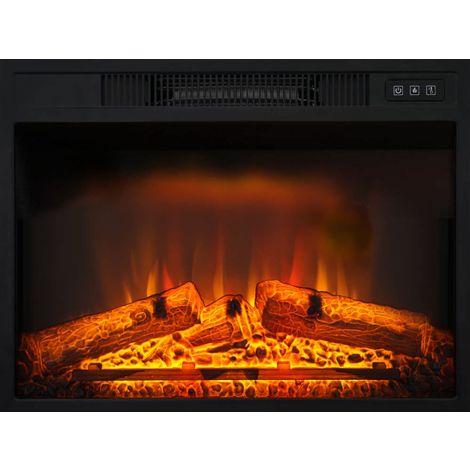 Electric fireplace insert Oxford cm 63x14x45 Chemin Arte efydis 118