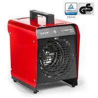 Electric heater fan TDS 19 E - UK Plug (2.8 kW)