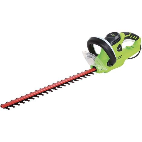 Electric Hedge Trimmer 56 cm GREENWORKS 500W - GHT5056