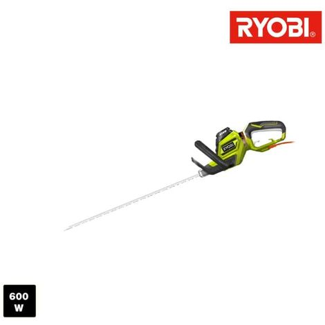 Electric hedge trimmers RYOBI 600W RHT6160RS