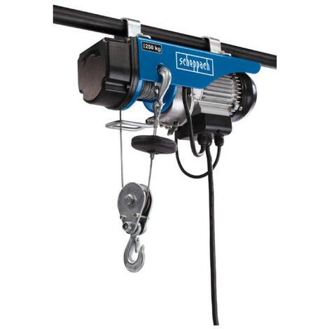 Electric hoist SCHEPPACH 250 kg - HRS250
