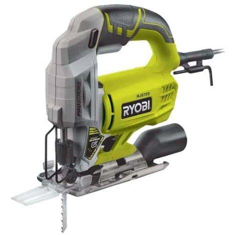 Electric jigsaw RYOBI 500W 75mm wood RJS750-G