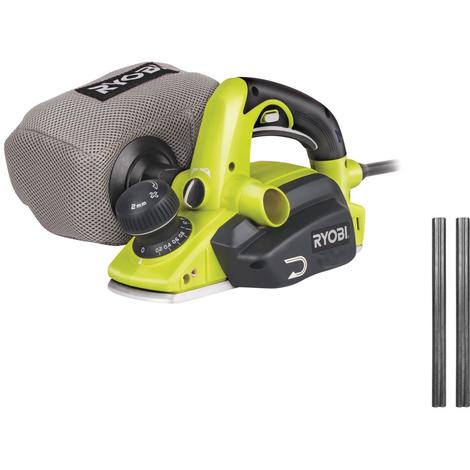 Electric Planer RYOBI 750W 82mm - Set of 2 Carbide Disposable Irons EPN7582NBHG