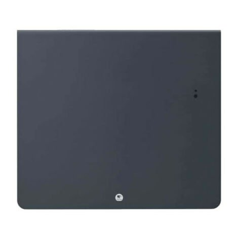Electric radiator THERMOR Equator 4 - Slate grey - 1000W
