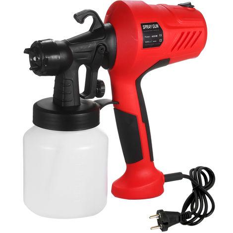 Electrica pulverizador de pintura, pintura de alta presion de la pistola de pulverizacion