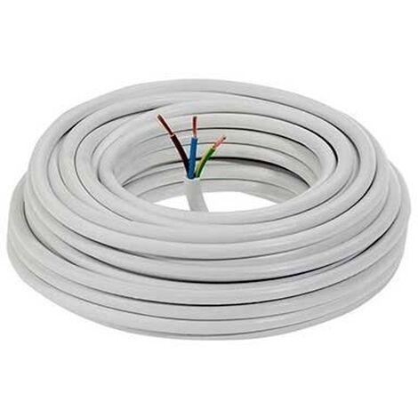 Electrica Tuyau 3x1,5 mm POWER câble standard 100 mètres