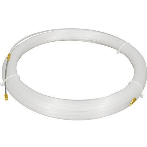 Electricians fish tape / Draw tape - Nylon 10 metre