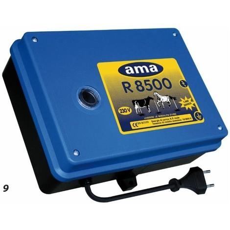 Électrificateur AMA pour clôtures 8.5 J 230 V- maxi : 45 km