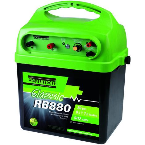 Electrificateur batterie / pile - CLASSIC RB880 R6 - UKAL