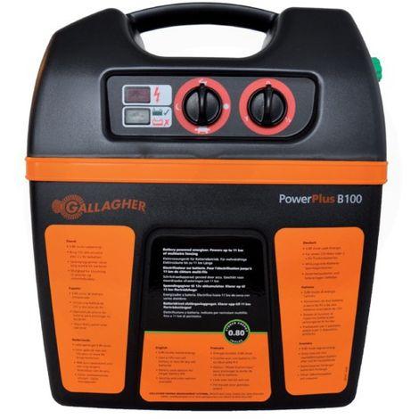 Electrificateur batterie / pile - PowerPlus B100 - Gallagher