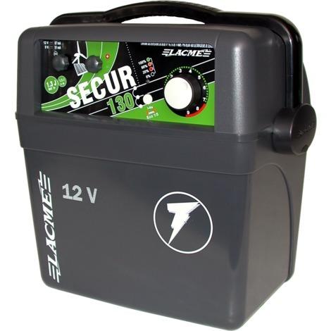 Electrificateur batterie / pile - SECUR 130 - Lacmé