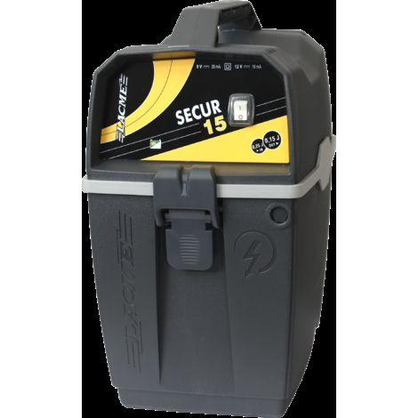 Electrificateur batterie / pile - SECUR 15 - Lacmé