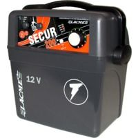 Electrificateur batterie / pile - SECUR 200 - Lacmé
