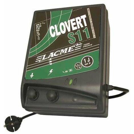 Electrificateur Clovert S11 Hte, Secteur