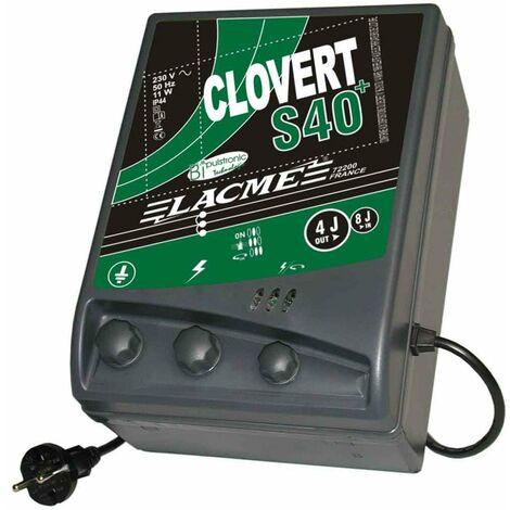 Electrificateur Clovert S40 Hte, Secteur
