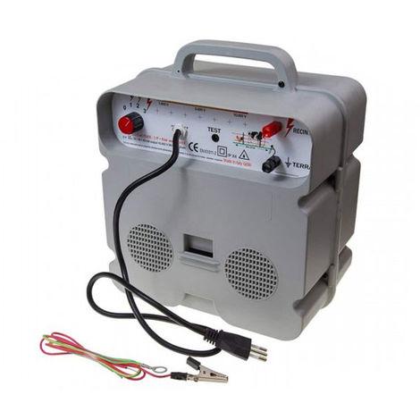 Electrificateur Pour Clôture Électrique P10000/E220 Pour Animaux - 220 V Gemi Elettronica