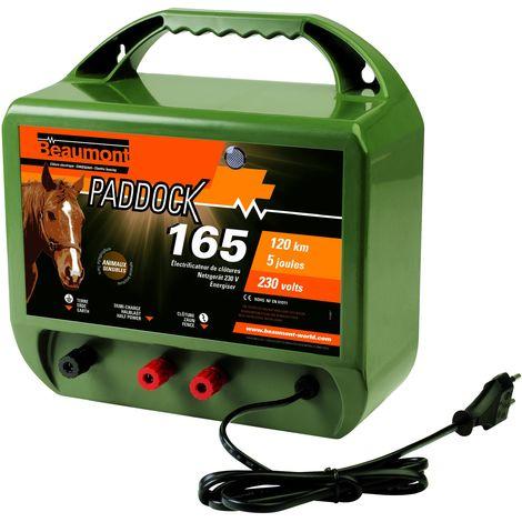 Electrificateur secteur - PADDOCK 165 R6 - UKAL