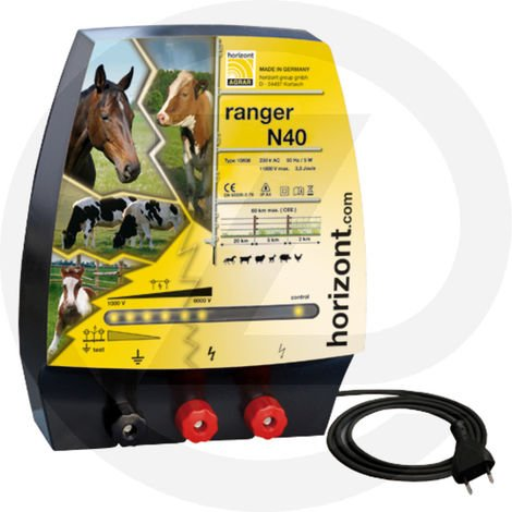Electrificateur secteur - Ranger N40 - Horizont