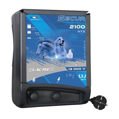 Electrificateur secteur - SECUR 2100 HTE - Lacmé