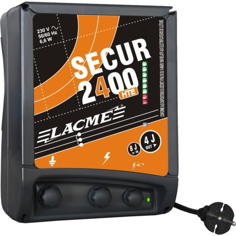 Electrificateur secteur - SECUR 2400 HTE - Lacmé