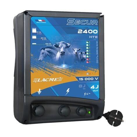 Electrificateur secteur - SECUR 2400 HTE - Lacmé