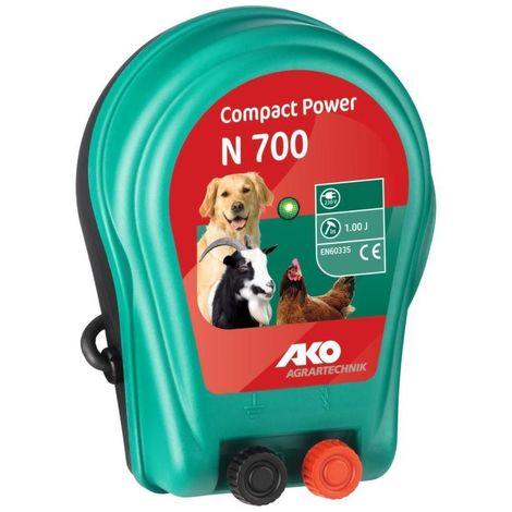 Electrificateur sur secteur 230V Compact Power N700
