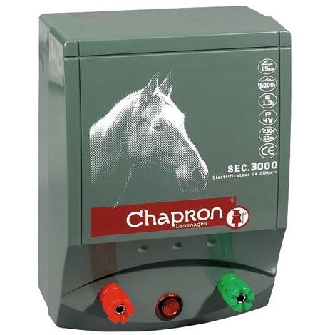 Electrificateur sur secteur pour équidés Chapron Lemenager