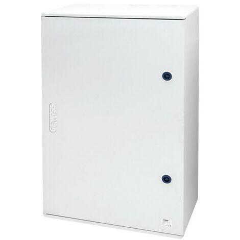 Électrique Gewiss mur aveugle de la porte 585x800x300 IP66 GW46006F