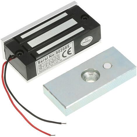 electrique Serrure Magnetique Fail Secure Pour Porte D'Entree De Controle D'Acces