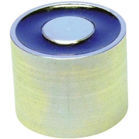 Electroaimant non aimanté (état hors tension) Tremba GTO-25-0.5000-12VDC 210 N 12 V/DC 3.2 W 1 pc(s) S72836