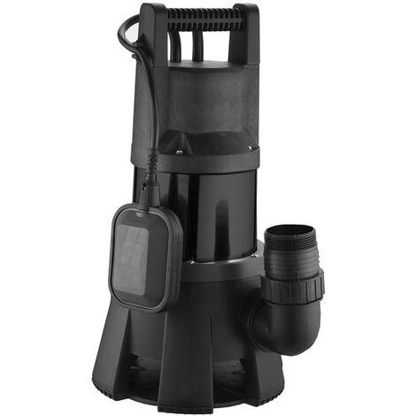 Electrobomba Aguas Sucias Plastico 1300 W - HIDROBEX - Dirty 1300..