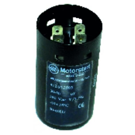 Electrochemical capacitor 50 µf