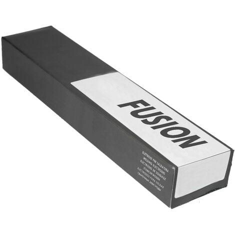 Electrode Acier diam 4 x 350mm Boite de 6.2Kg/135 PZ Baguettes MMA E6013 FUSION Toutes positions