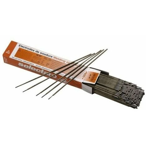 Electrode acier rutile etui5kgtoutes positions 48 spd 4 mm - 5 kg