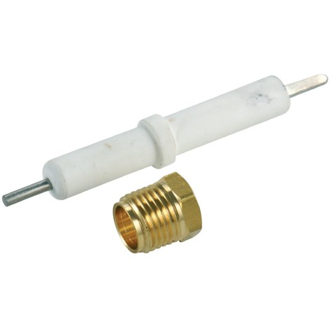Electrode allumage FLUENDO 11-14 Réf. 60000039 ARISTON THERMO