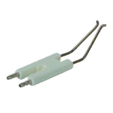 Électrode allumage WL30/WL40 - DIFF pour Weishaupt : 24131010107