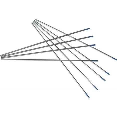 Electrode bleu D 1,6mm (Par 10)