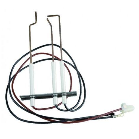 Electrode block Euronox-Sanigaz - ATLANTIC : 030007