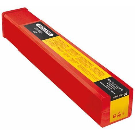 électrode d2,5mm pour acier sous coque sachet de 252 pcs