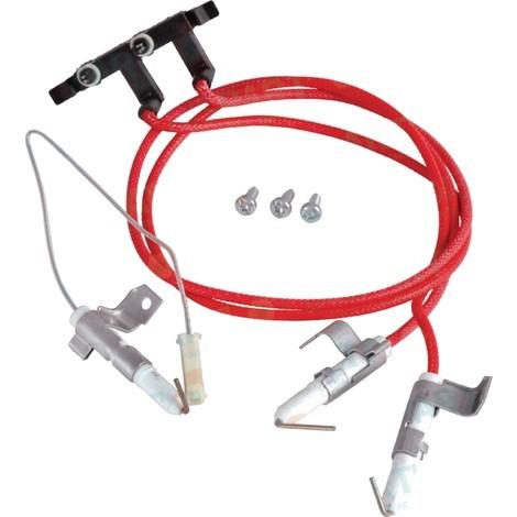 Electrode d'allumage et d'ionisation Réf. 87167605510 ELM LEBLANC