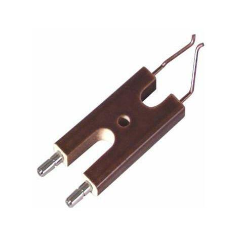 Electrode d'allumage (sans cable), CUENOD, Ref 13011119