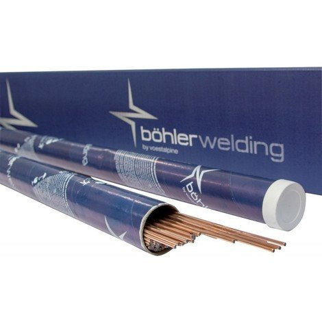 Electrode de soudage Thermanit JE 308 L 2,4x1000mm (Par 5)